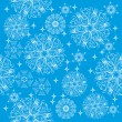 Winter background — Stock Vector #7617465