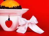 Sevgililer günü tatlı — Stok fotoğraf