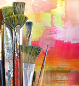 Paintbrush — Stock Photo
