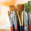 Set brushes — Stock Photo #7254798