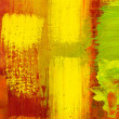 Abstract background drawn by oil paints — Stock Photo
