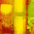 Abstract background drawn by oil paints - Stock Photo