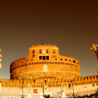 Stock Photo: Rome Castel Sant'Angelo, Mausoleum of Hadrian