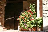 Landscape Gubbio, Umbria, Itally, — Stock Photo