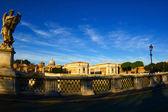 Rome St. Peter's church — Fotografia Stock