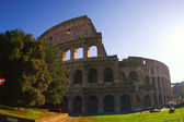 Collosseo, Rome, — Stock Photo