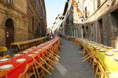 Siena Tuscany Italy — Stock Photo
