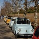 Popular Car 500 fiat — Stock Photo #7469665
