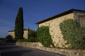 Tuscan farmhouse — Foto Stock