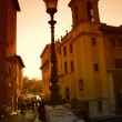 Stock Photo: Rome landscape