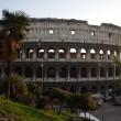 Rome  Coliseum  Flavian Amphitheatre — Stock Photo