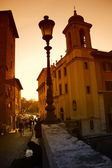 Rome landscape — Stock Photo
