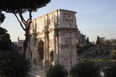 Rome Arch of Constantine — Stock Photo