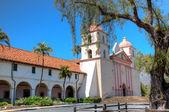 Santa Barbara Mission — Stock Photo
