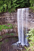 Tews Falls in Dundas Ontario — Stock Photo