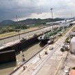 Miraflores locks Panamcanal — Stock Photo #7004772