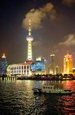 Shanghai Tower — Zdjęcie stockowe