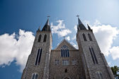 Saint Paul Cathedral in Midland Ontario — Stock Photo