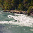 Niagarriver rapids — Stock Photo #7197406