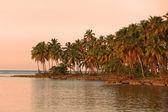 Playa solitaria — Foto de Stock