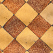 Old tiles. — Stock Photo