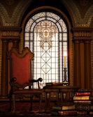 Großväter Sessel 1 — Stockfoto