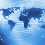 Świat biznesu tło — Zdjęcie stockowe