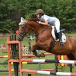 Show jumping — Stock Photo #7209125