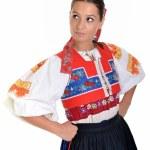 Slovakian folkore — Stock Photo