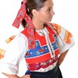 Slovakian folkore — Stock Photo