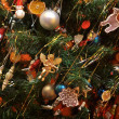 Christmas garland — Stock Photo #7675118