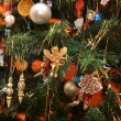 Christmas garland — Stock Photo #7675122