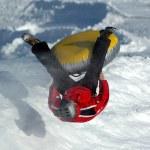 Snowtubing — Stock Photo #7687758