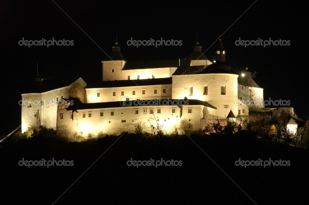 Famous castle Zvolen in Slovakia  Stock Photo #7687767