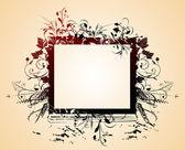 Vector Frame — Stock Vector