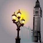 London vector — Stock Vector #7090785