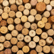 Many wine corks — Stock Photo