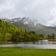 Norway scenery — Stock Photo