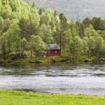 Norway scenery — Stock Photo #7020478