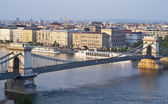 Panorama of Budapest — Foto de Stock