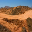 Stock Photo: Sinai desert view