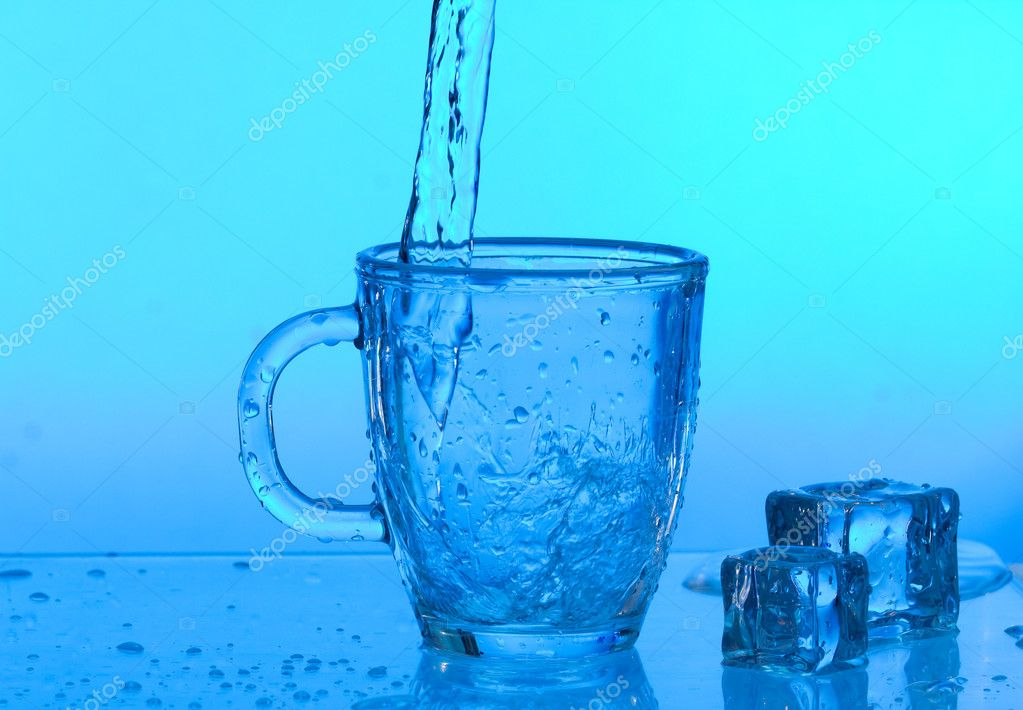 Fresh water — Stock Photo #7022816