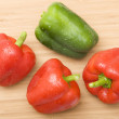 Fresh pepper — Stock Photo #7147858