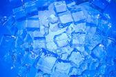 Blue ice — Stock fotografie
