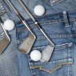 Golf club - Foto de Stock