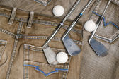 Golf club — Foto Stock
