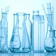 Laboratory glass - Foto Stock