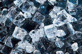 Abstract with black ice — Stock Photo