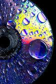 Disco cd — Fotografia Stock