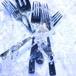 Flatware — Stock Photo
